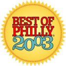 Lombardi's Prime Meats - Best of Philly 2003